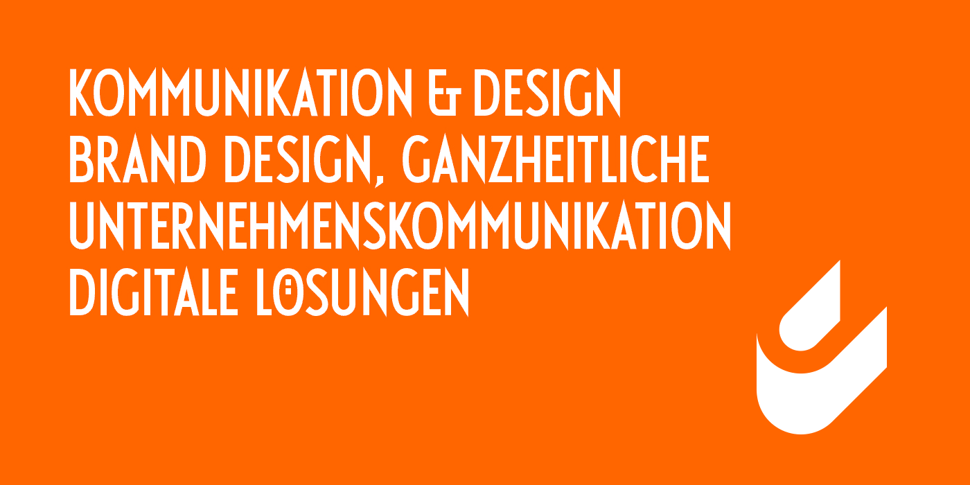 Kommunikation & Design, Marketing und Werbung im KD.HAUS